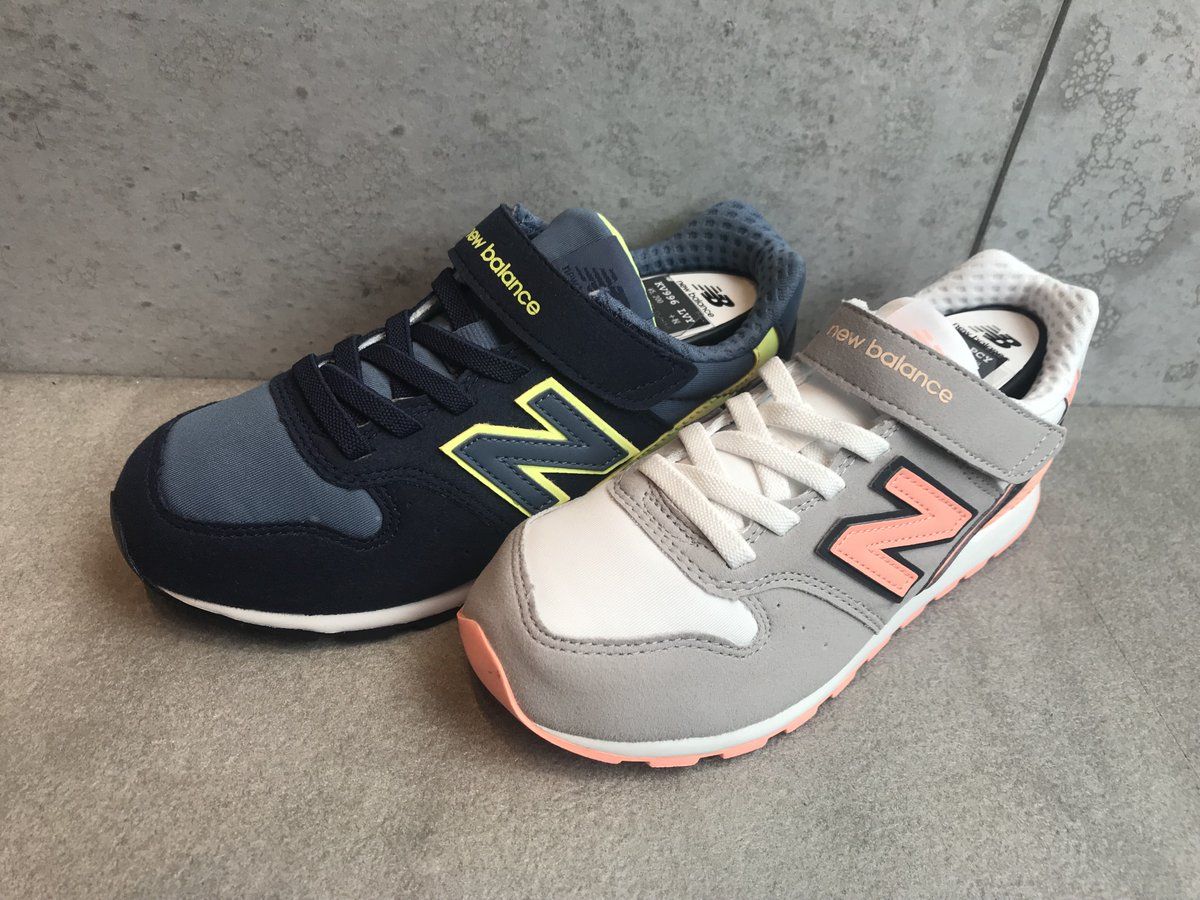 1930babfdc216 「KV996」 COLOR:LVY/PCY WIDTH/SIZE:17.0-24.0cm PRICE:¥5,200+tax #NB  #Newbalance #ニューバランス札幌 #KV996 #2018SS #新色 キッズ #パステルpic.twitter.com/ ...
