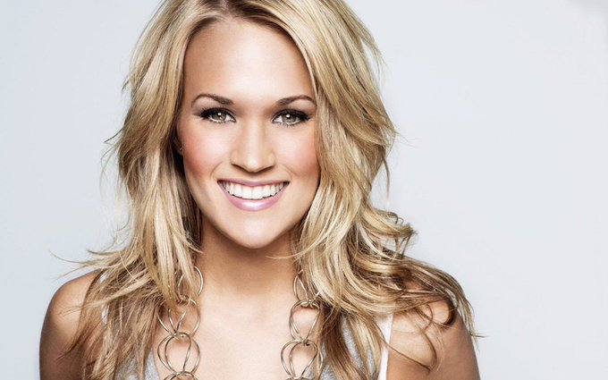 Look who is 35 today - Happy Birthday Carrie Underwood born March 10, 1983