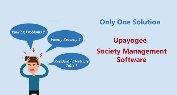 society management solution
