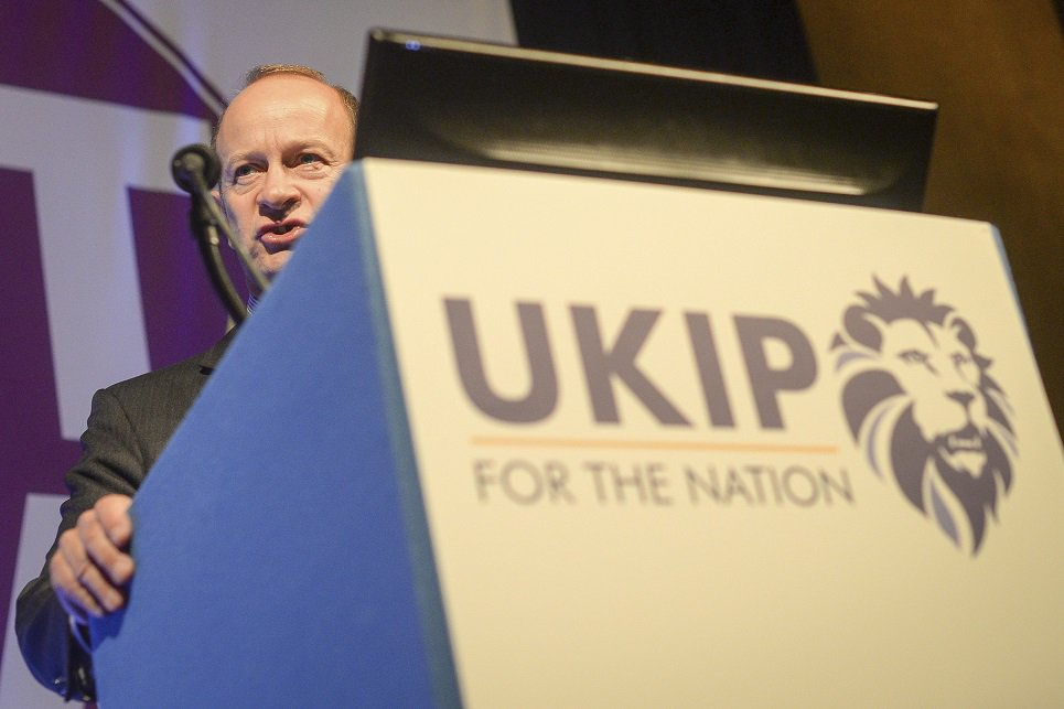 EXCLUSIVE: Top #UKIP official thrashes allegations of Russian meddling in #Brexit https://t.co/9PIPJR4p5h