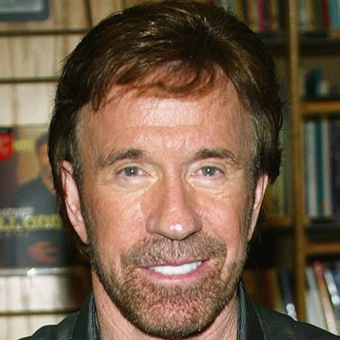 Happy birthday to martial artist, actor & producer, Chuck Norris!