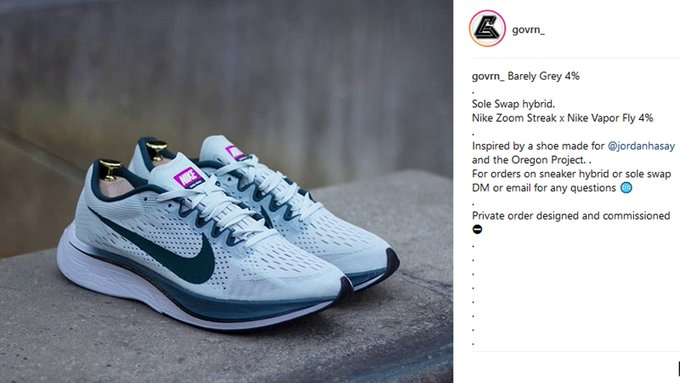 Nike Oregon Project Running Shoes   The River City News