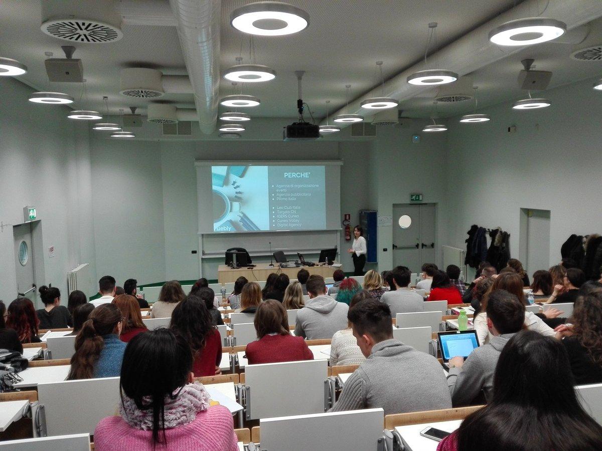 #PRime inizia l'Eventlab con @robertalev...