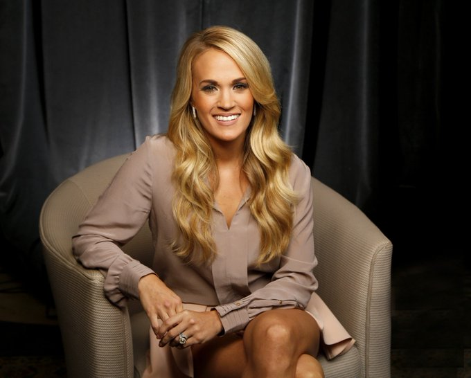 Happy Birthday to Carrie Underwood    About: