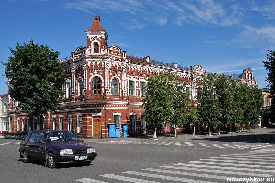 Фотографии города новозыбков