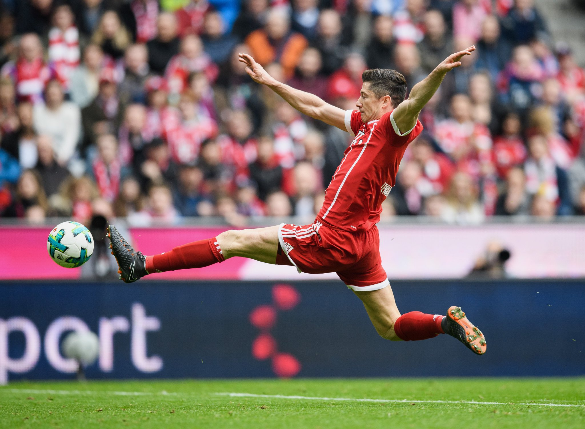 Bayern Munich 6-0 Hamburger SV Highlights