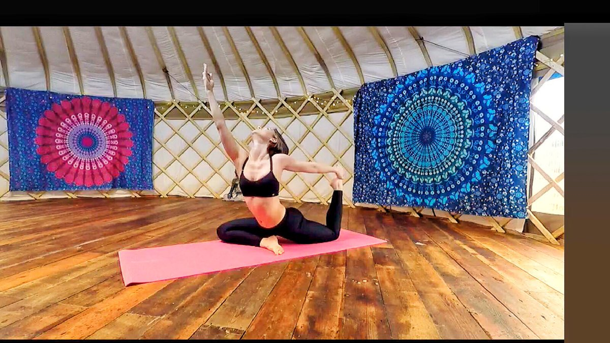 Claire Weatherley On Twitter Yoga In The Beautiful Bisley Yurt Classes Weds 8pm And Sat 845am Mixed Abilities Come Along