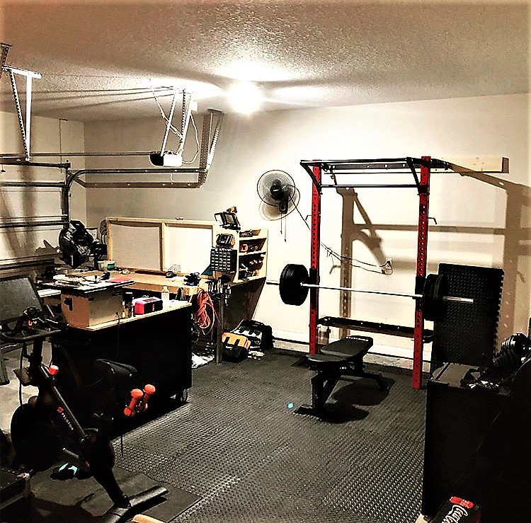 Prx pro his her package garage gyms