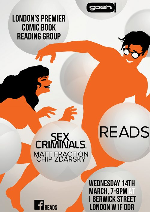 Wednesday at 7-9pm @ReadsAtGosh talks Sex Criminals! https://t.co/fAohZvCkhv