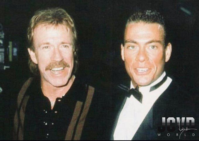 Happy Birthday, Chuck Norris! Wishing you an amazing day, my friend!