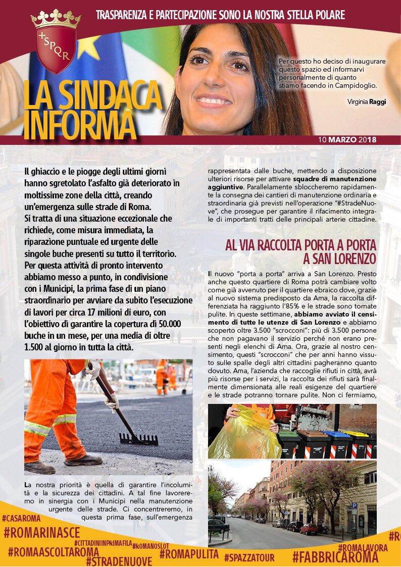 #LaSindacaInforma Numero 65 lo trovi qui: comune.roma.it/web/it/la-sind…