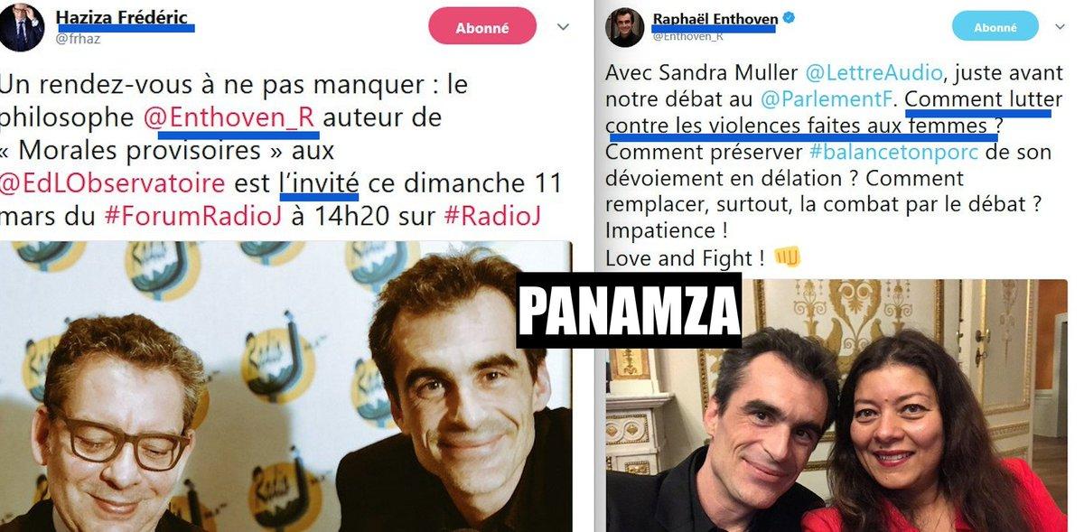 L'hypocrisie de Raphaël
