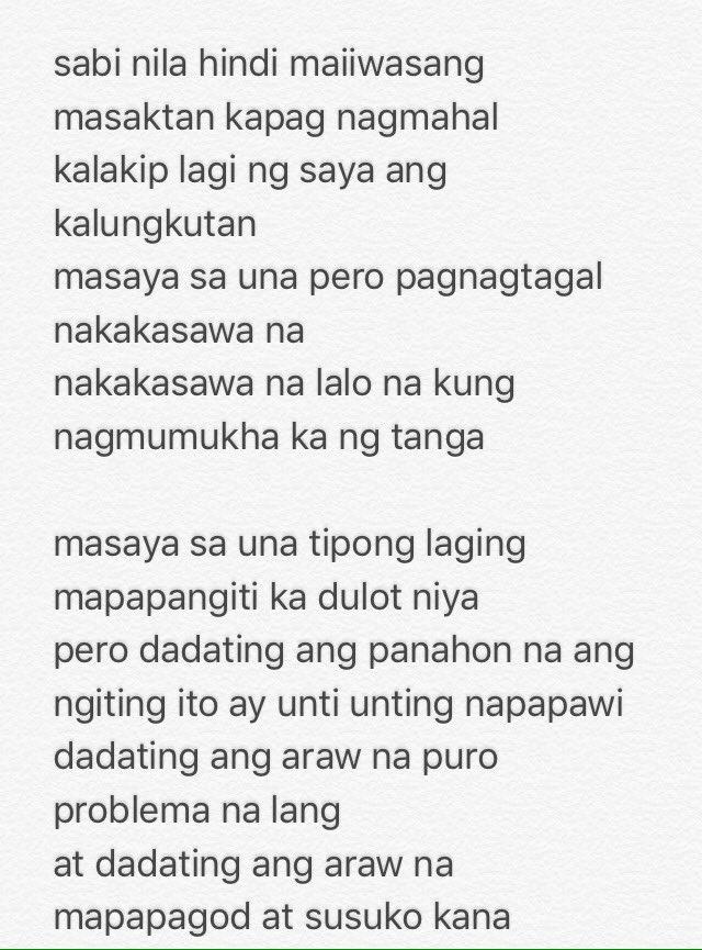 Top 10 Punto Medio Noticias | Poems About Friendship Tagalog