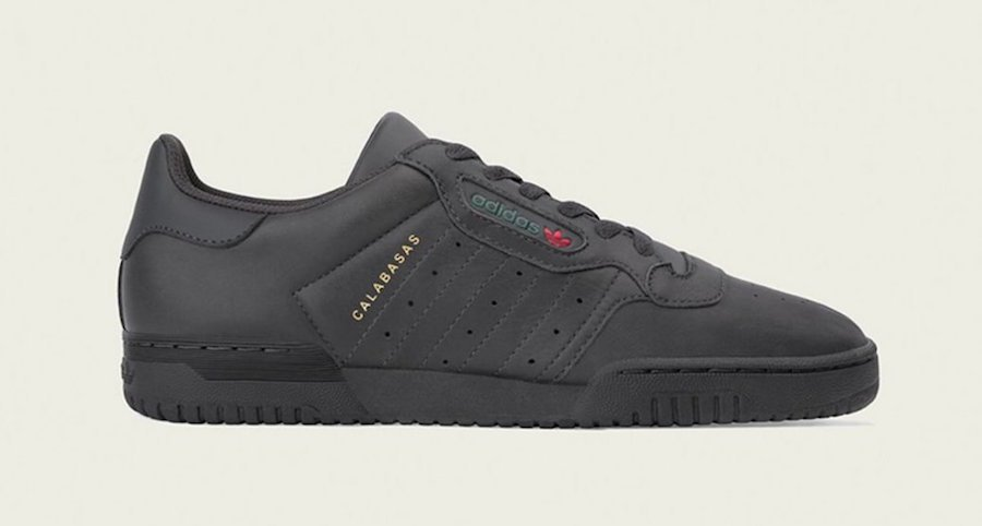adidas Yeezy PowerPhase Color: Core Black Code: CG6420 Release Date: March  17, 2018 $120 http://bit.ly/sneakersnew pic.twitter.com/zLf8bgYx6r