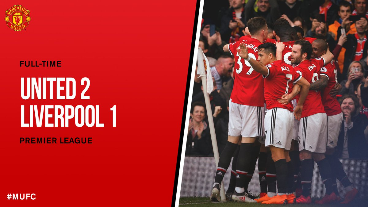 Chấm điểm kết quả Manchester United 2-1 Liverpool
