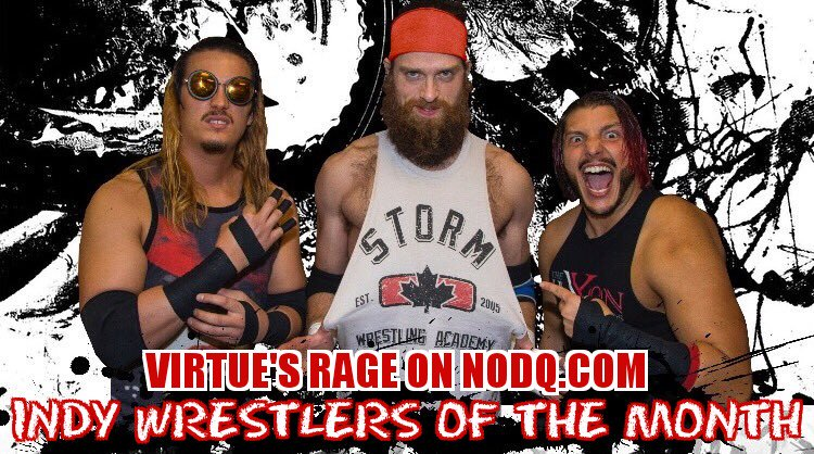 Indy Wrestlers of the Month
