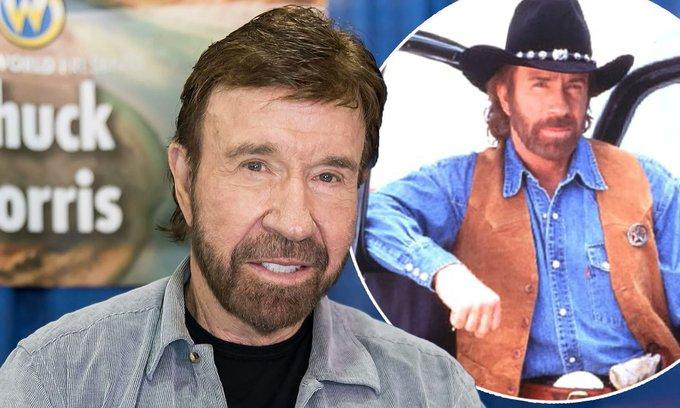 Happy Birthday    Chuck Norris /Walker.
