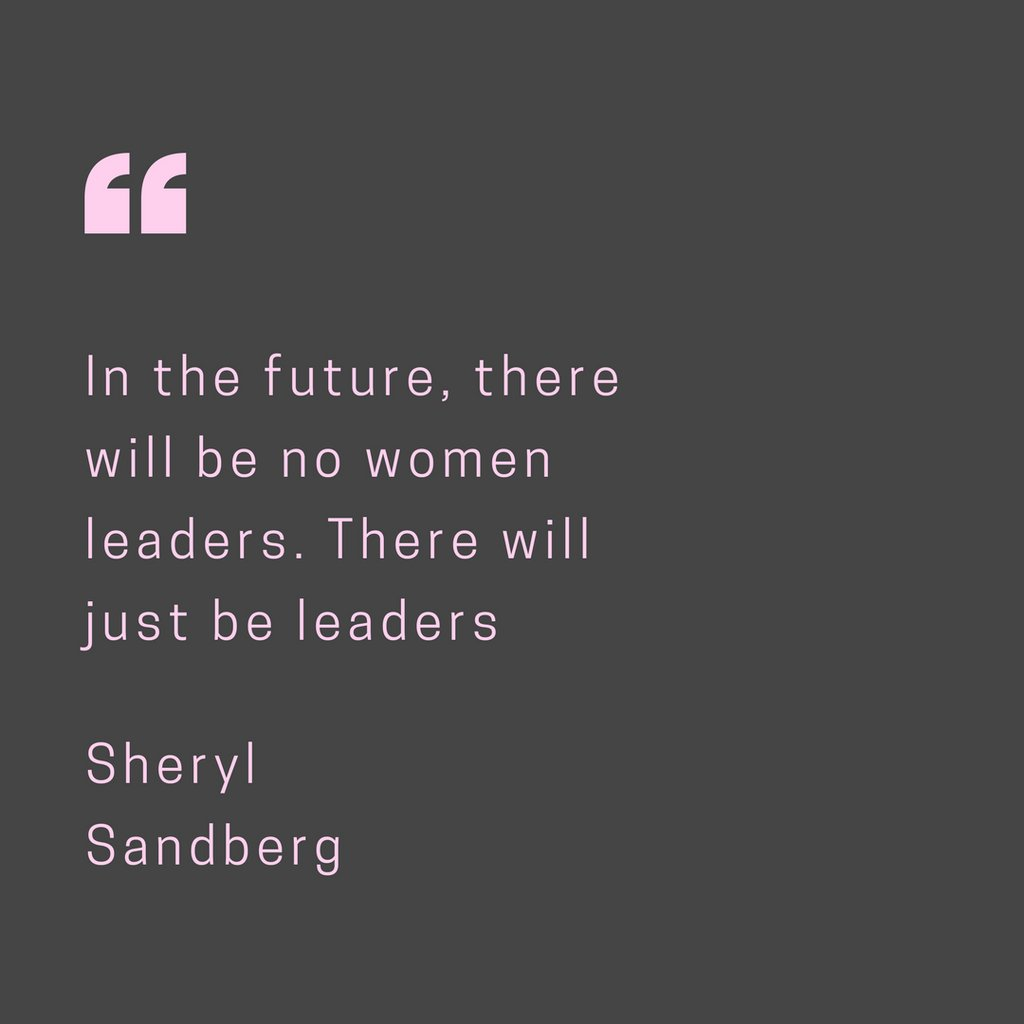 In the future, there will be no women leaders. There will just be leaders. Sheryl Sandberg.  #Leadership #bossy #Sheryl #Sandberg #leanin   #ownit #followyourdeams #pricelss #ómetanlegt #thatmoment #quote<br>http://pic.twitter.com/ZTpwaHWGzh
