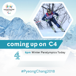 10-MINUTE WARNING 📺  Join @LeeMcKenzieTV and @JonniePeacock in the @Channel4 studio for the highlights from #PyeongChang2018 day one 👍