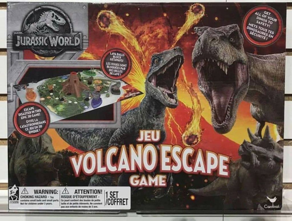 Jurassicworldspain On Twitter Juego De Mesa