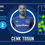 🔥 | A first Goodison goal and your Man of the Match!  Congrats, @cenktosun_. #PerformanceDriven @Davanti_Tyres