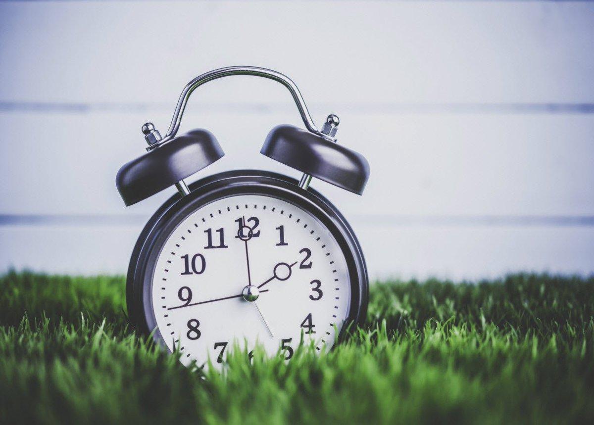 Time To Dump Daylight Saving Time