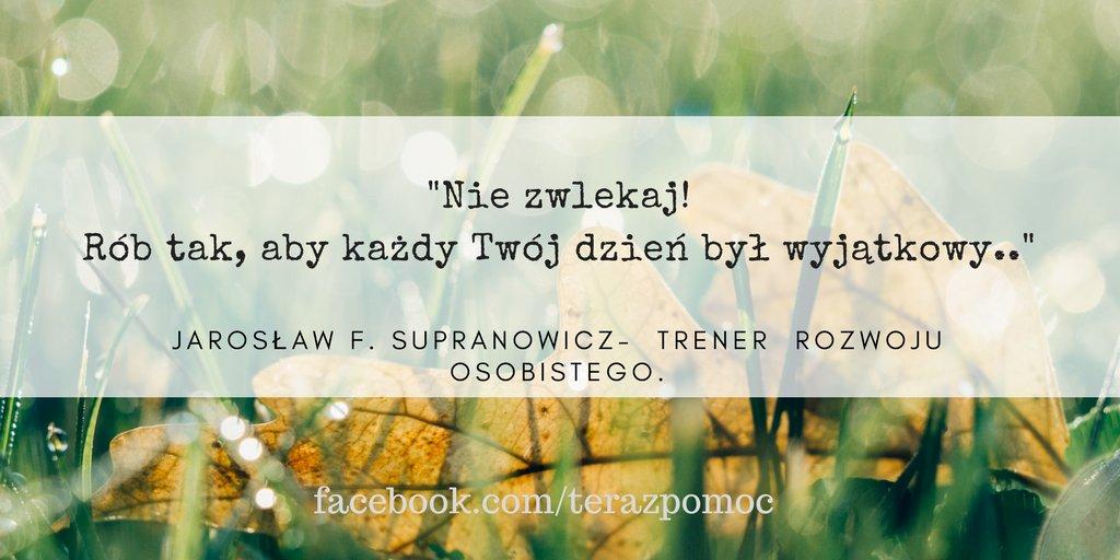 Jarosław F Supranowicz Coach Osobisty On Twitter Grunt To