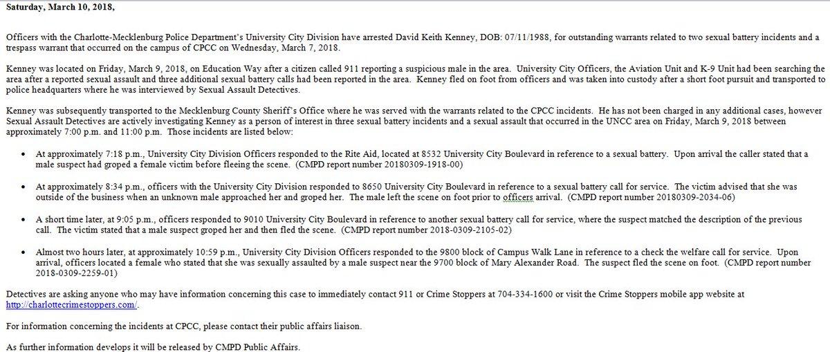 cmpd incident report