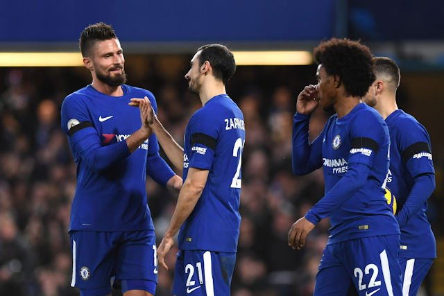 Chấm điểm kết quả Chelsea 2-1 Crystal Palace