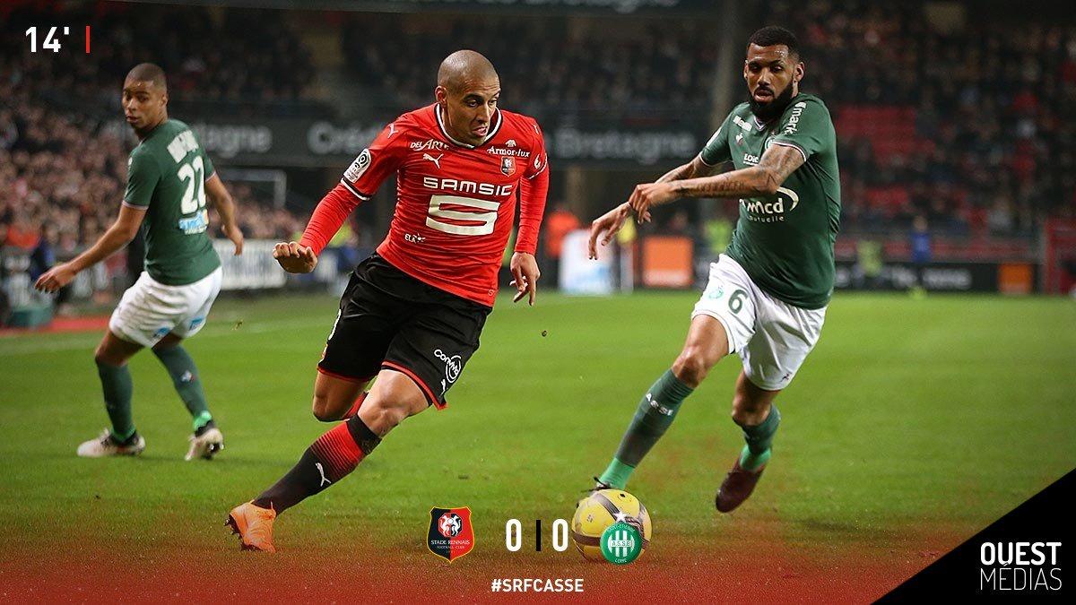 """Mvila : """"On a trop laissé jouer Rennes"""""""