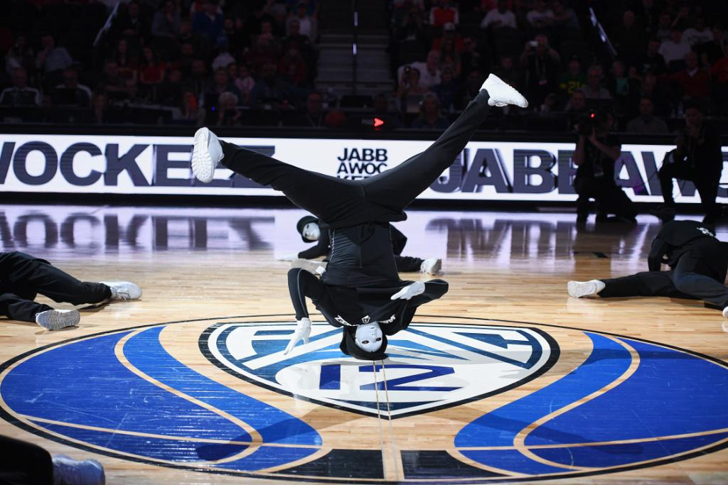 Learn how to dance like jabbawockeez