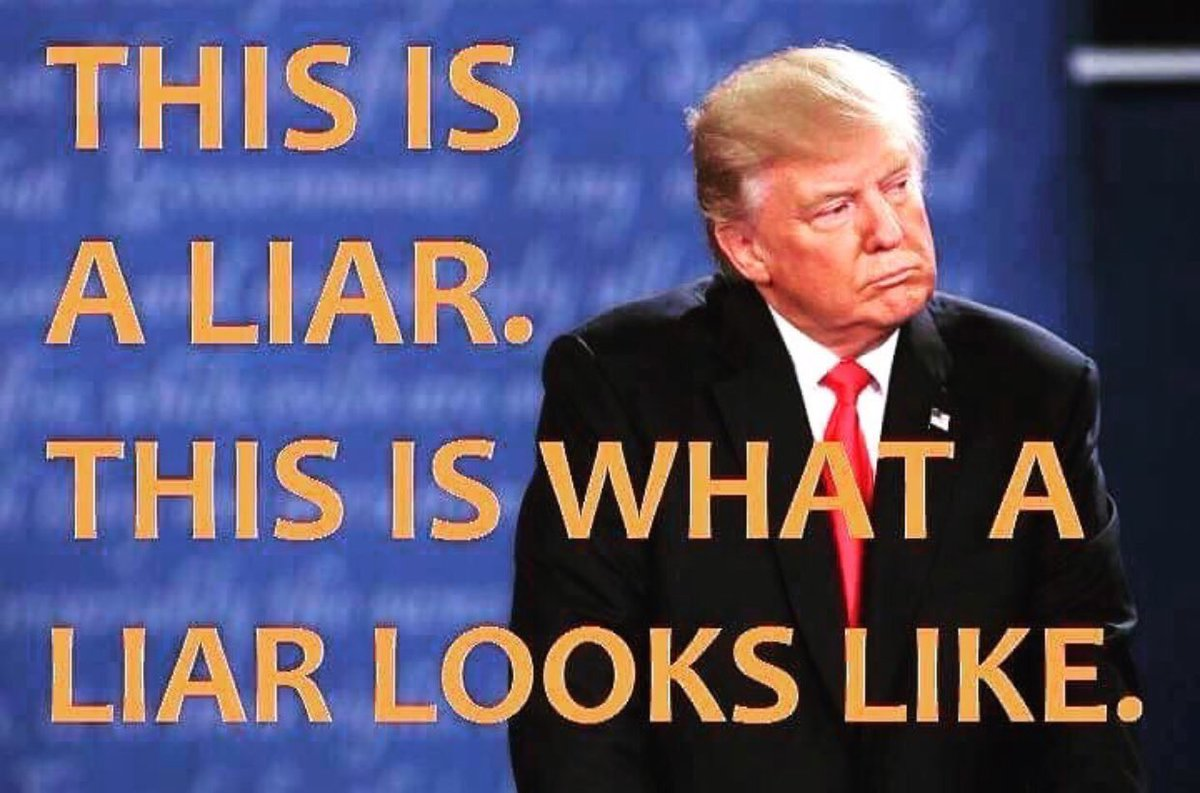 this liar is on tv right now - lying as usual - #TrumpColluded #trumpLIES