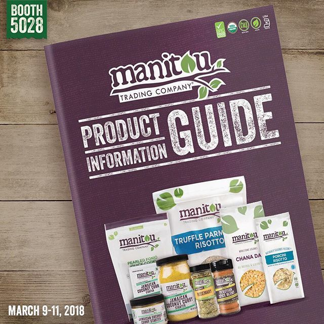 @manitoutrading #natural #organic products... featured now at #Booth5028 #Expowest @natprodexpo . . . . #organic #glutenfree #kosher #nongmo #nongmofoods #natural #currypowder #currystarter #cpg #retail #shelfstable http://ift.tt/2p5m52L pic.twitter.com/8cjQQtNjK4