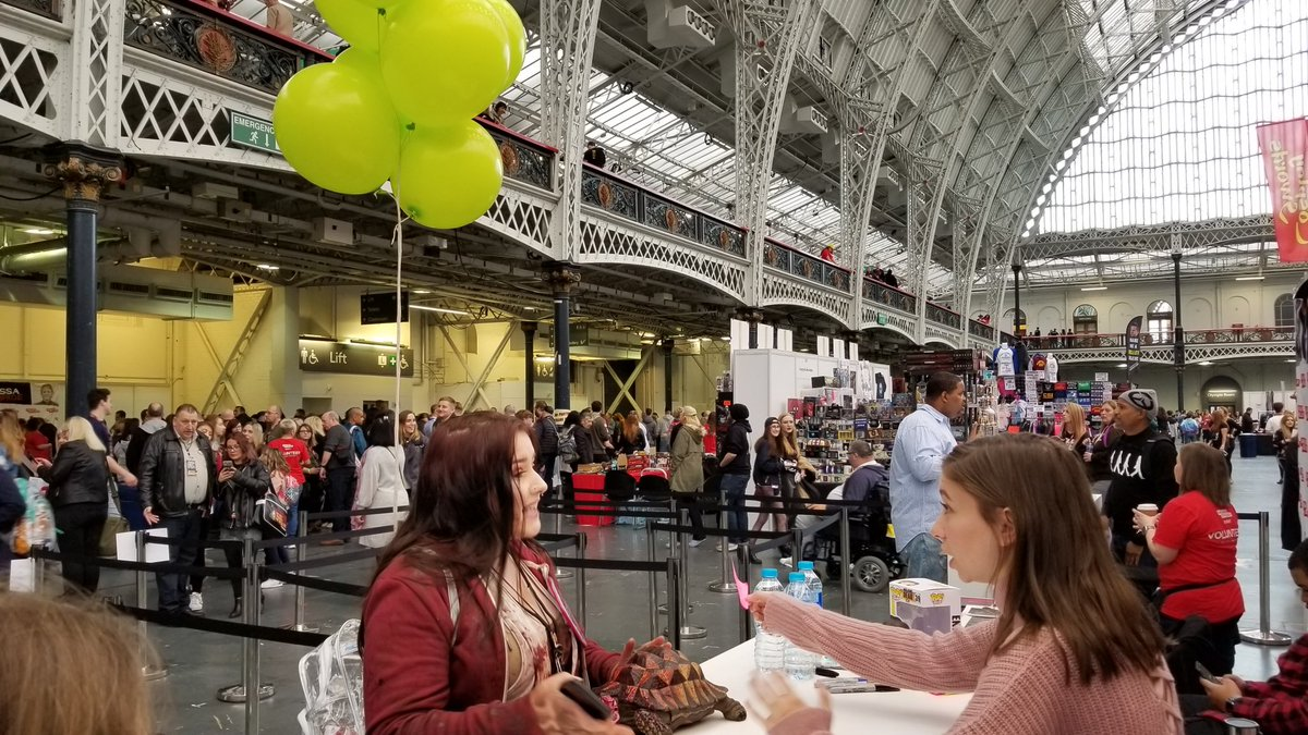 So much fun today at #wsclondon