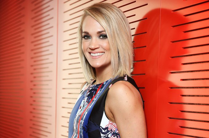Billboard: Carrie Underwood\s husband wishes her happy birthday with wild throwback photo