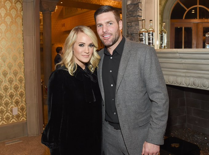 """Carrie Underwood s Husband Wishes Her a Happy Birthday 