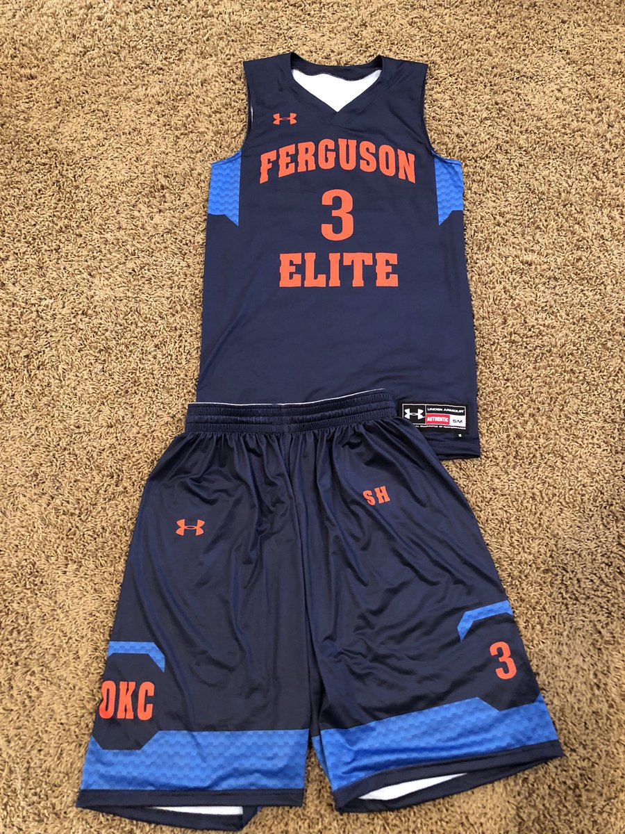 🔥 Finally here! Thanks @the2kferguson for the uni's! Little Rock Jammin for Jerseys next up! @PrepHoopsOK @ReynoldsHoops @IndiHoops @hoop_addicts @Rick_Report @Coast2CoastPrep