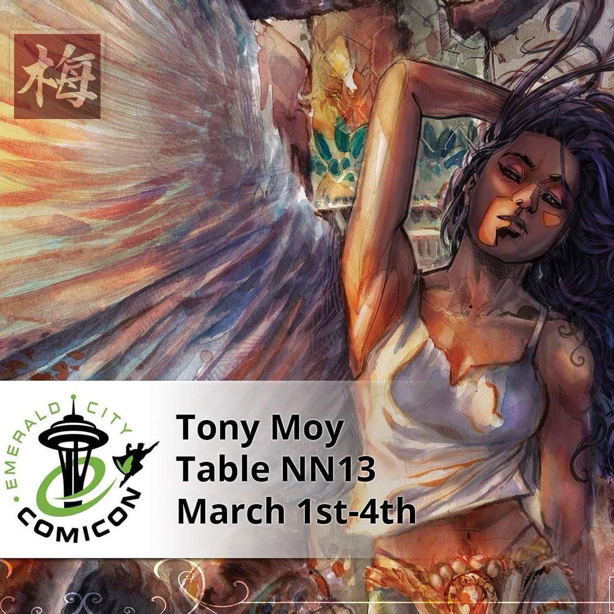 Tony Moy |Phoenix on, DenverCon, heroescon on Twitter: