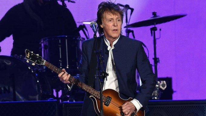 Paul McCartney Wishes Late Beatles Bandmate George Harrison a Happy 75thBirthday