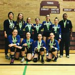 Image for the Tweet beginning: #ovachamps for FCVC 13U Girls