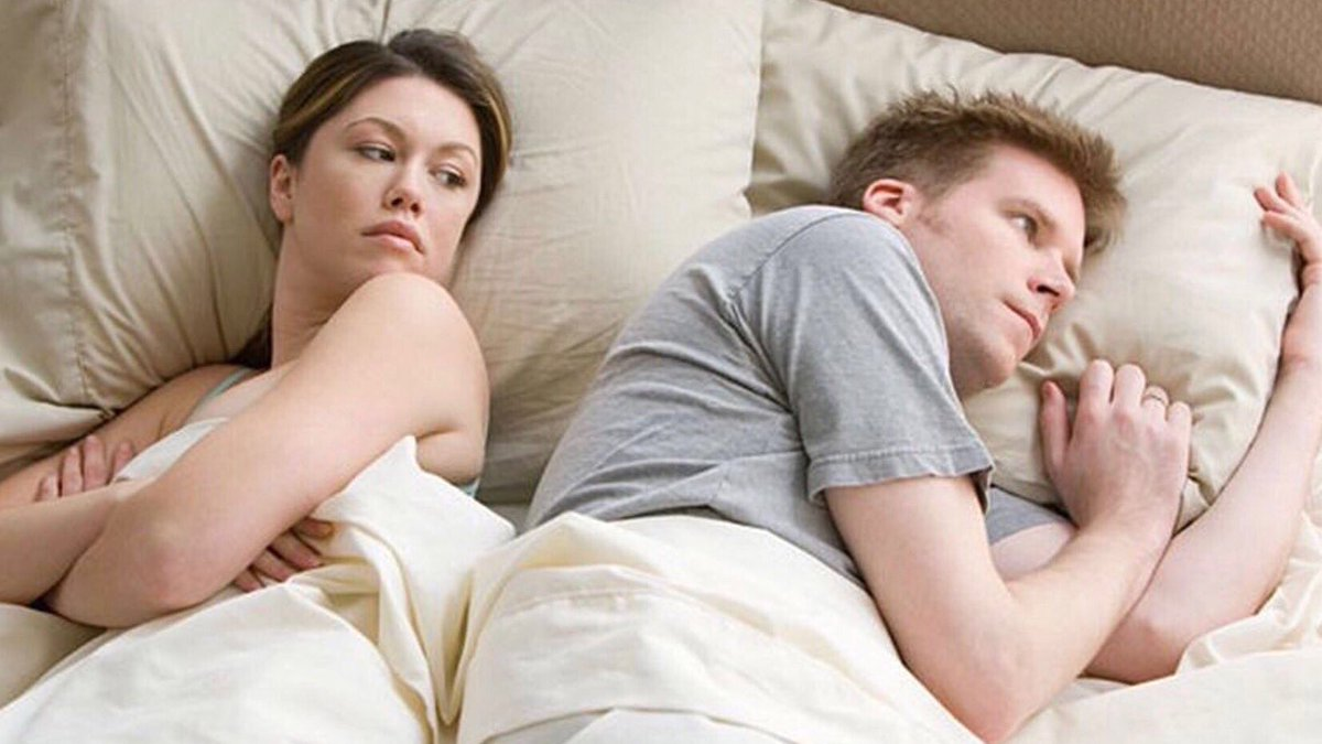 Her: I bet he's thinking about other wom...