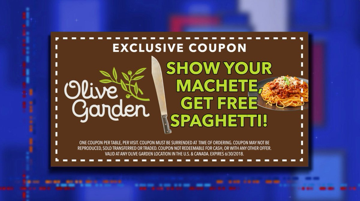 Famous Olive Garden To Go Coupon Ensign - Brown Nature Garden ...