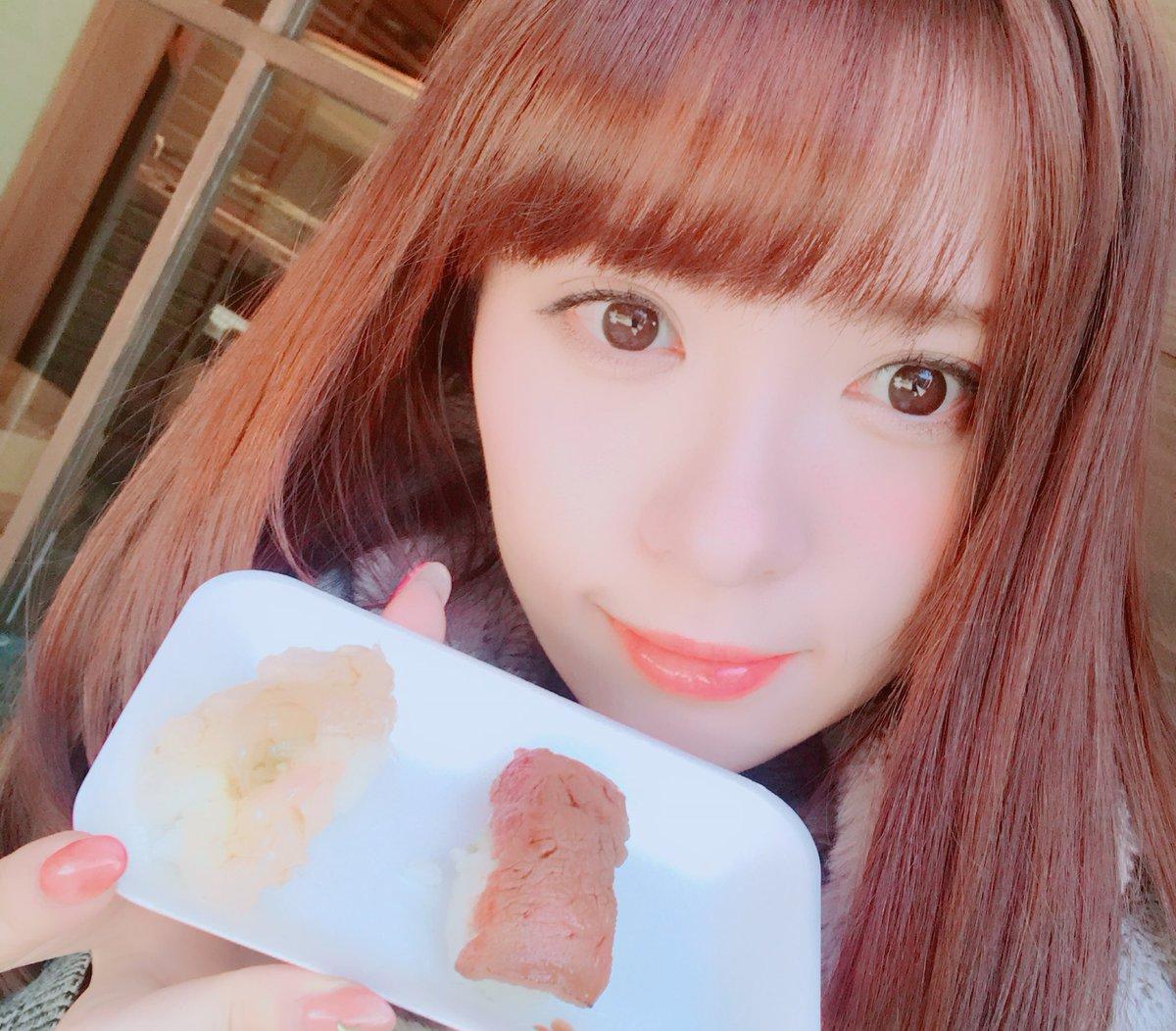 肉寿司と河西美希