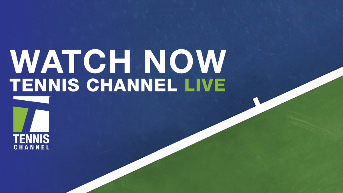 Tennis Channel • 24/7 Live Stream