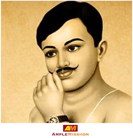 Freedomfighter hashtag on twitter remembering one of our greatest revolutionary fearless freedom fighters veer chandrashekharazad on his death anniversary altavistaventures Choice Image
