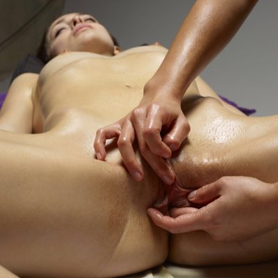 Nude art video tube massage