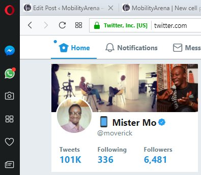 Mister Mo on Twitter: