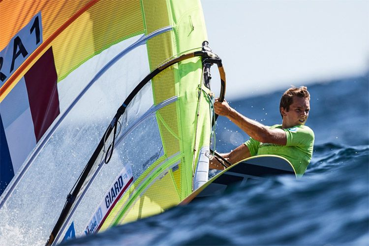 sailboarding hashtag on Twitter