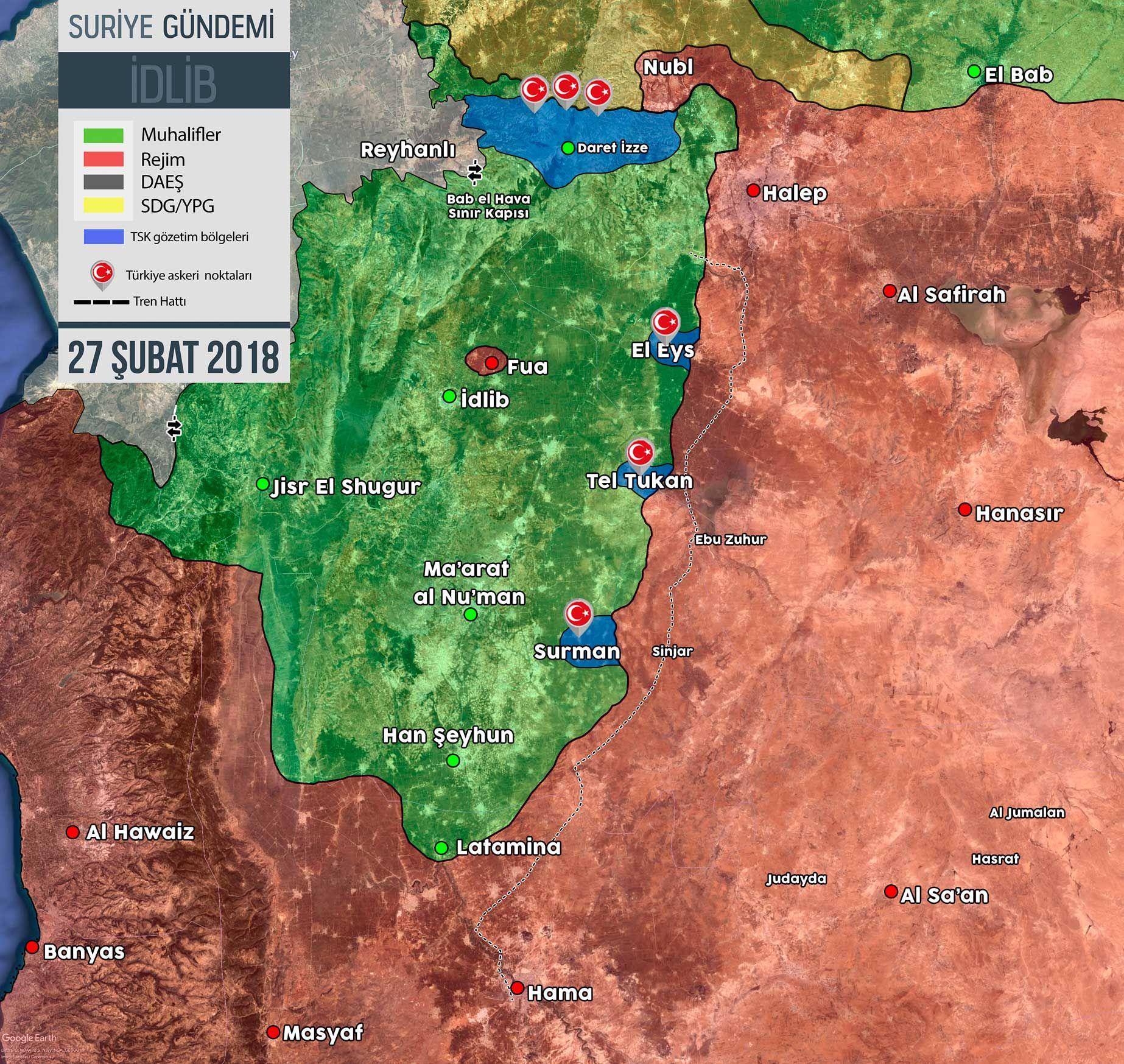 Guerre Civile en Syrie ( LISEZ LE PREMIER POST ! ) - Statut spécial  - - Page 14 DXCWbsPVoAAXRO4