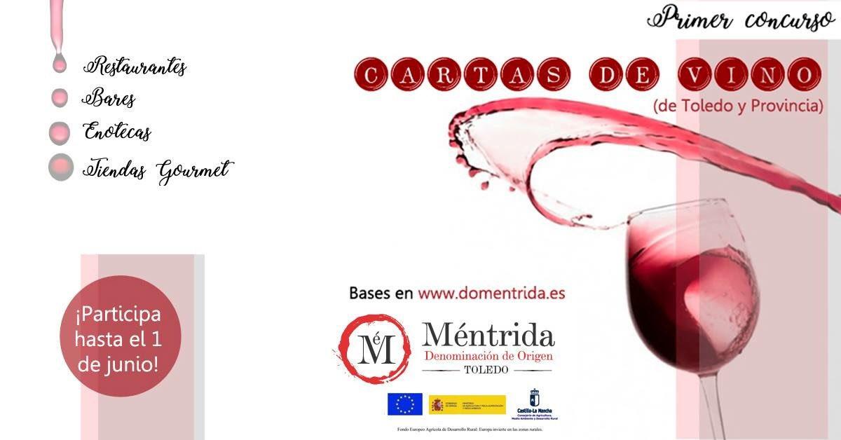 Participa en nuestro Concurso Cartas de #Vino  #DOMENTRIDA 👉 bases y #premios http://www.domentrida.es/es/noticias @laverdosa @Villarta_ @CondesDeFuensa